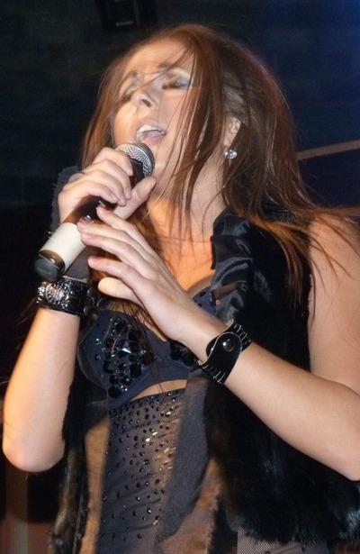 Нюша выступила в Пензе