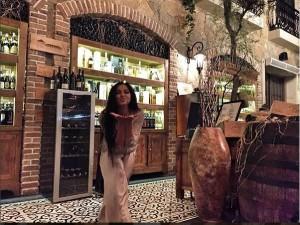 Нюша посетила Баку